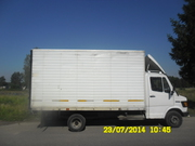 Грузотакси до 3т мебельный фургон (4, 2/2, 1/2, 1) Грузчики.80298801658