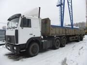 Аренда грузового автомобиля (длинномер) 12 тонн