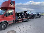 Перевозка,  доставка автомобилей и мототехники автовозом